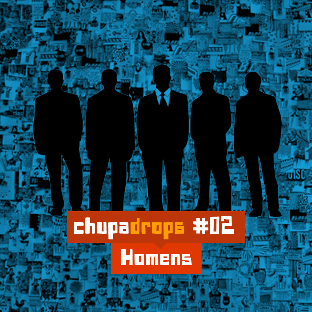 ChupaDrops - Homens