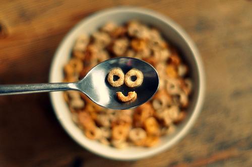 Um cereal por dia saúde e alegria