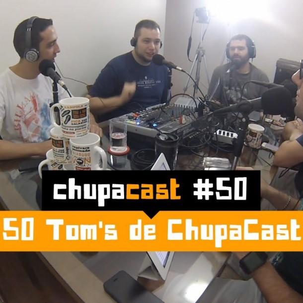 Making of #50 Tom's de ChupaCast