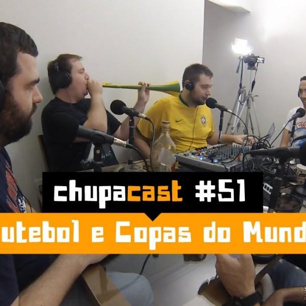 Making of #51 Futebol e Copas do Mundo