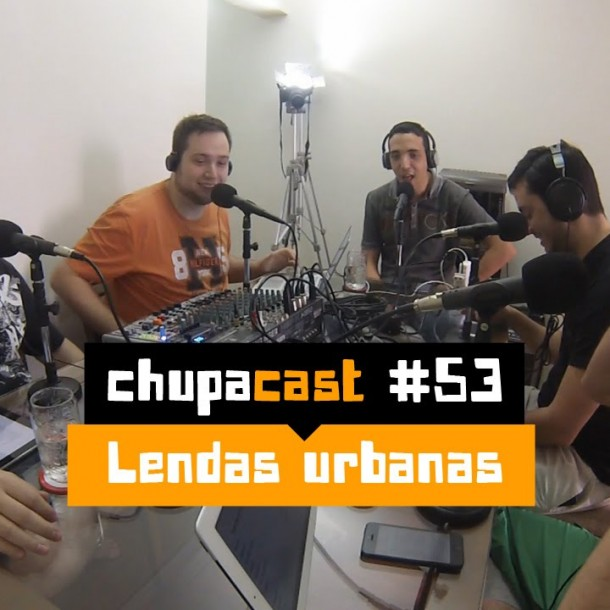 Making of #53 Lendas Urbanas
