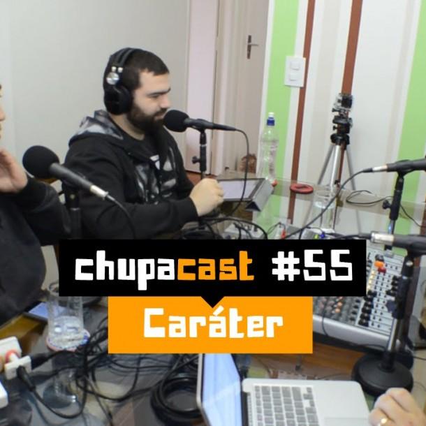 Making of #55 Caráter